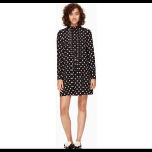 NWT Kate Spade Ditzy Silk Swing Dress